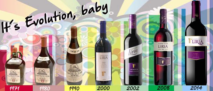 Cómo ha evolucionado la botella de vino